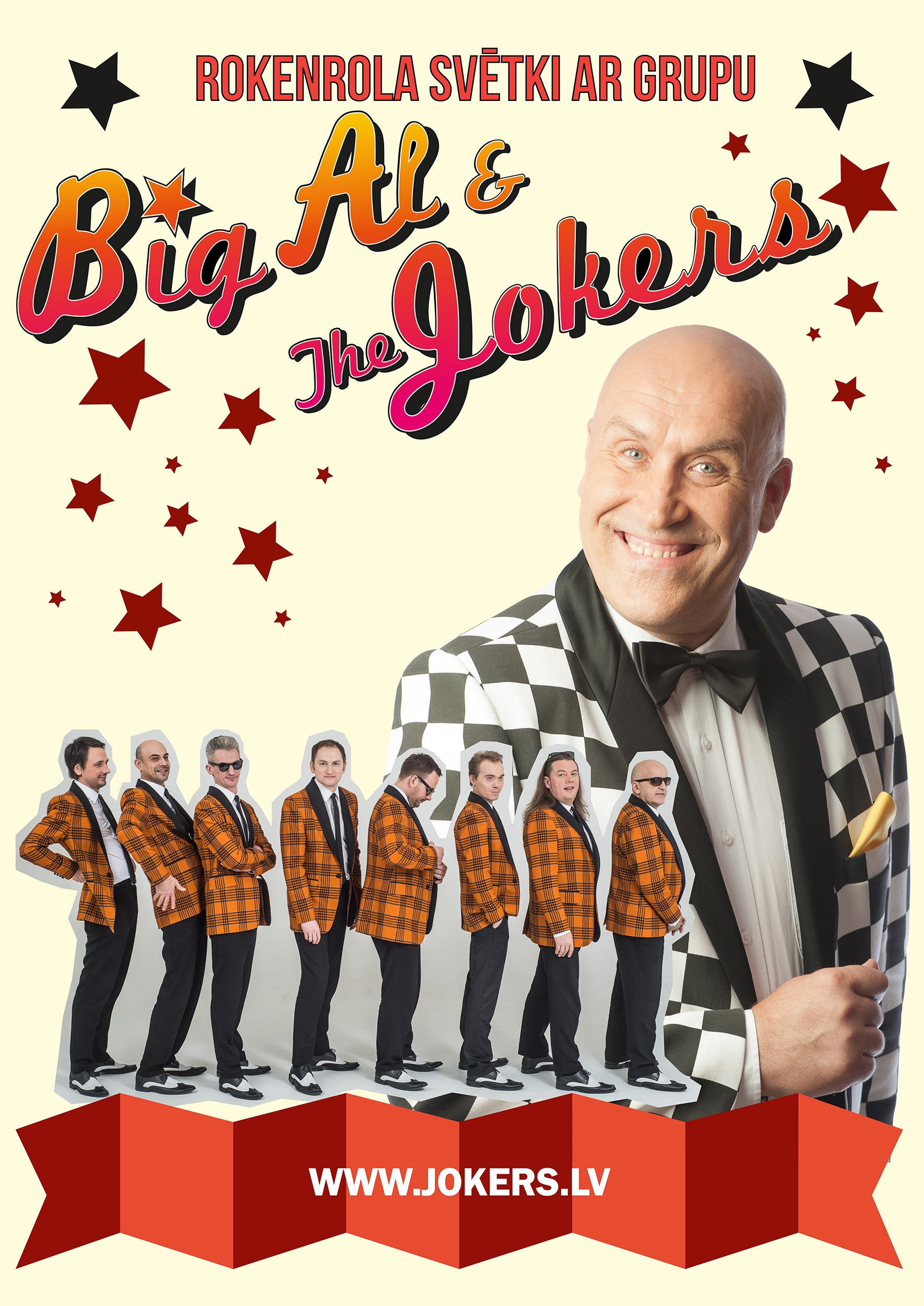 Big Al & The Jokers 2017
